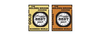 AppViewX Wins Gold and Bronze in the 2017 Golden Bridge Awards